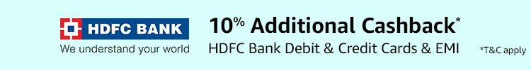 HDFC Bank Cashback