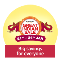 Great Indian Festival : Big Savings for everyone