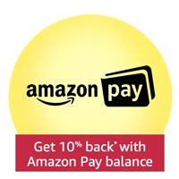 Shop with Amazon Pay Balance & get 10% back