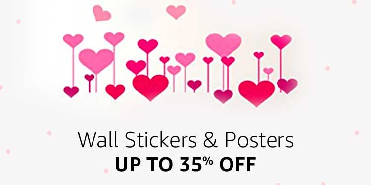 Wall Stickers & Posters