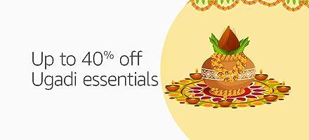 Up to 40% off Ugadi Essentials