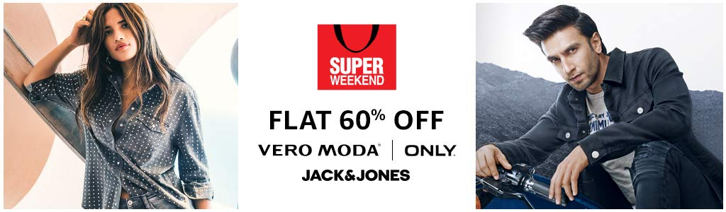 Super Weekend: Flat 60% off