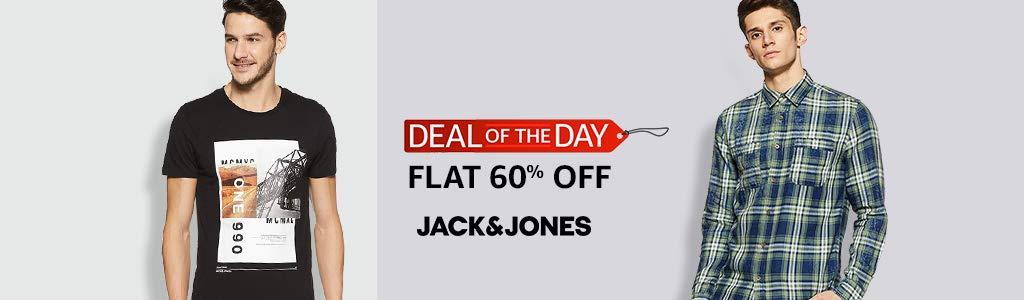 Jack & Jones | flat 60% off