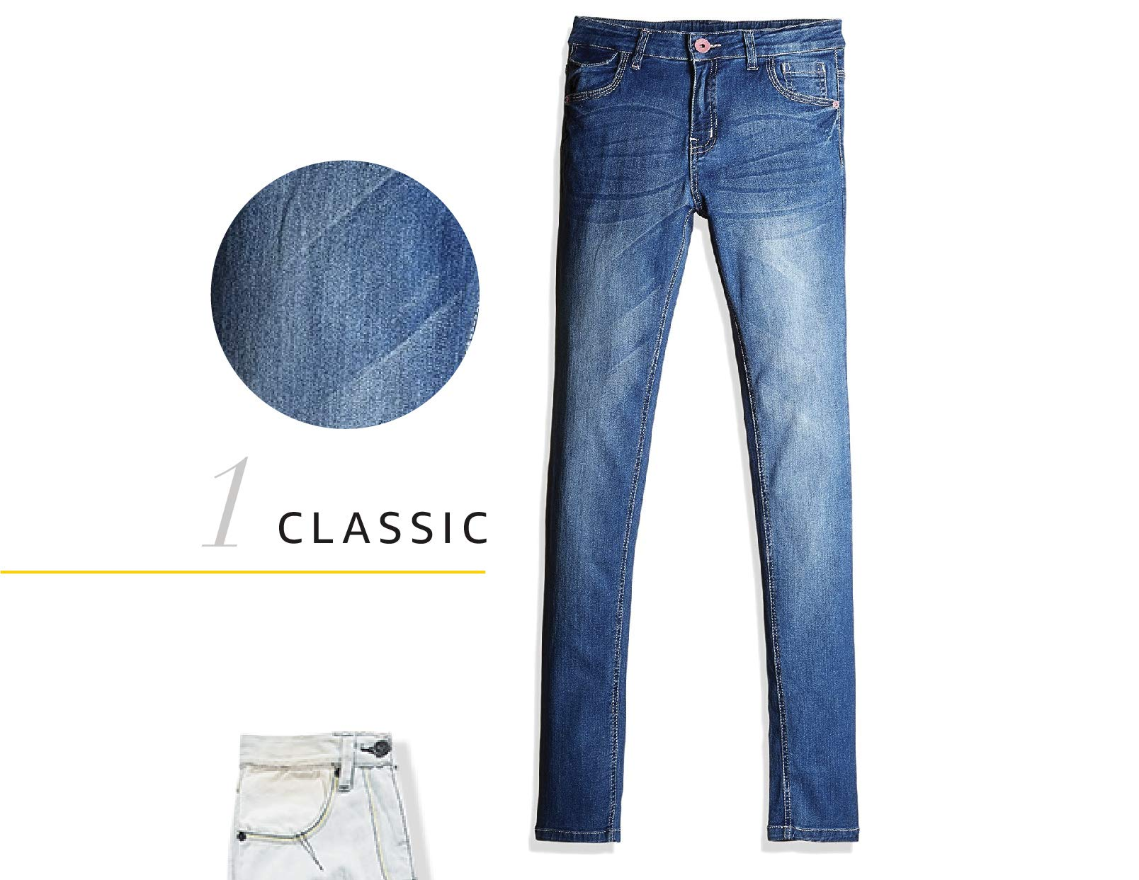 5342151aa2 Jeans  Buy Jeans For Men online at best prices in India - Amazon.in