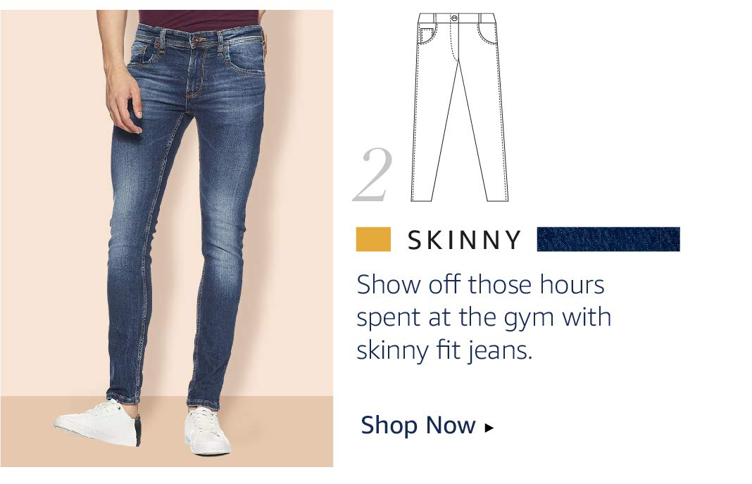 1e7948e7218 Jeans  Buy Jeans For Men online at best prices in India - Amazon.in