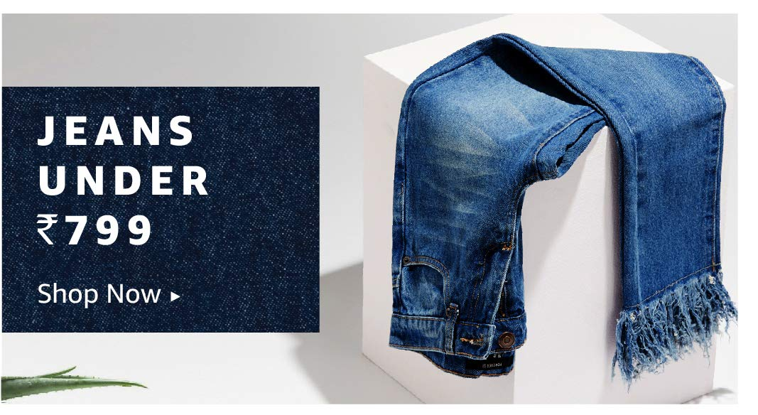 Jeans under 799