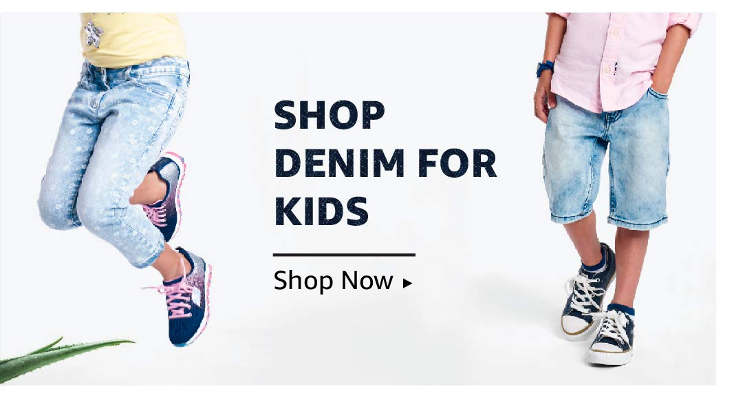 Kids Denim