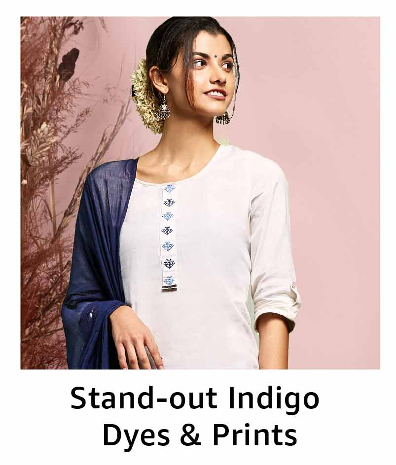 Stand-out Indigo Dyes & Prints