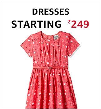 Dresses: Starting 249