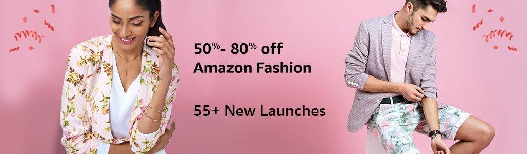 Amazon Fashion : Prime Day teaser