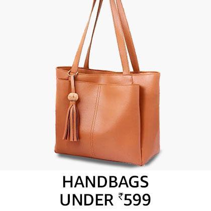 Handbags under 599