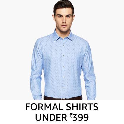 Formal shirts under 5399