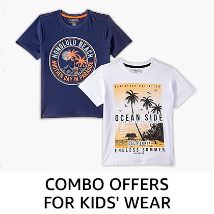 Combo packs for kids