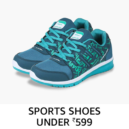 Sports shoes for women under 599