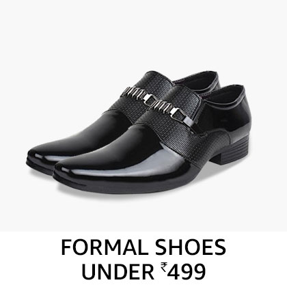 Formal Shoes Under Rs. 499