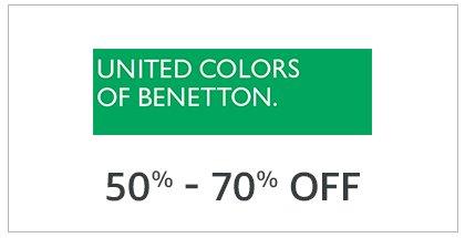 UCB: 50% - 70% off
