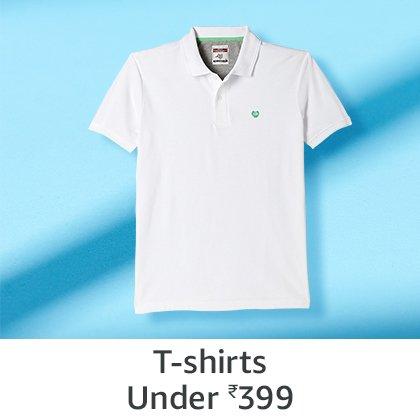 Tshirts under 399