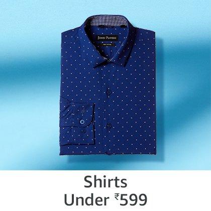 Shirts under 599