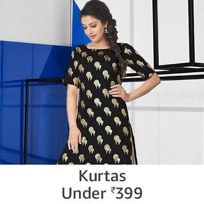 Kurtas under 399
