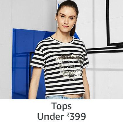 Tops under 399