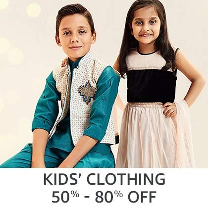 Kid's Clothing 50% - 90% Off