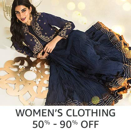 Women's Clothing 50% - 90% Off