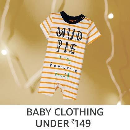 Baby clothing Under 149