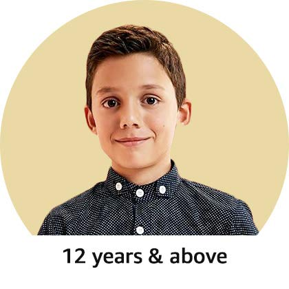 Above 12 years