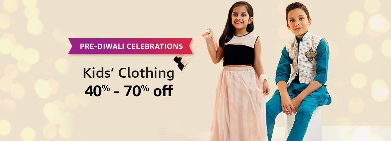 Kids clothing 50% - 80% off