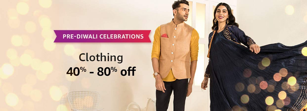 50% - 90% Off Clothing