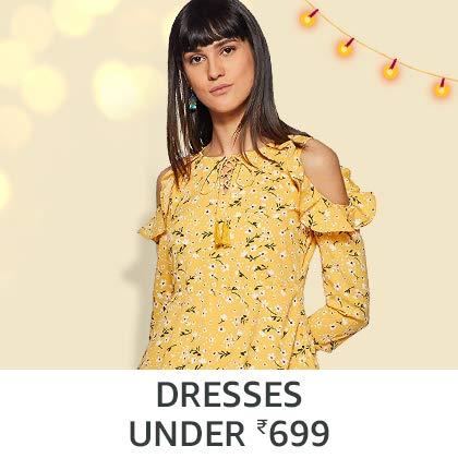 Dresses starting 699