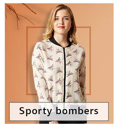 Sporty bombers