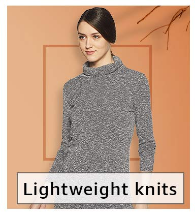 Lightweight knits