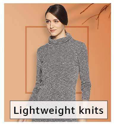 Lightweight knits