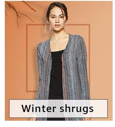 Winter Shrugs