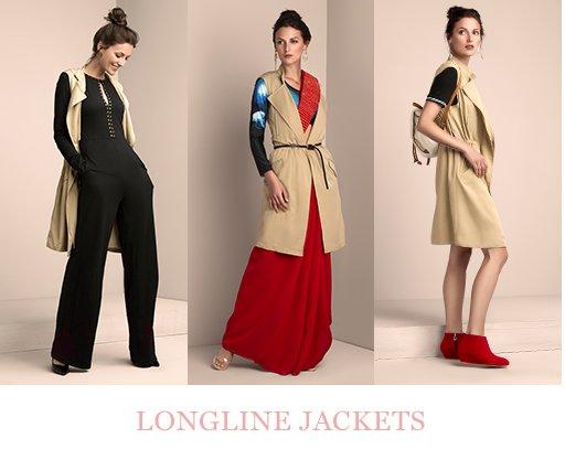 Lonline jackets