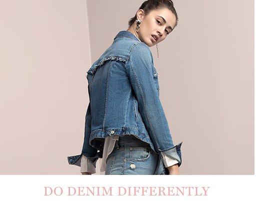 Do Denim Differntly