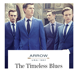 Arrow- Timeless Blues