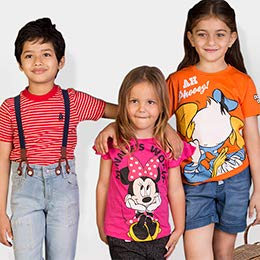 View offers in kids' clothing
