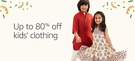 Kids' Clothing: Up to 70% off