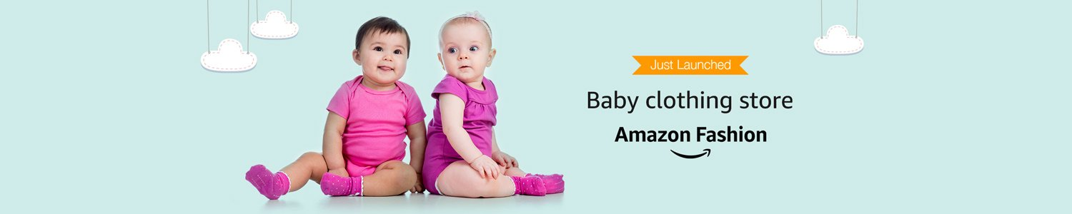 Introducing: The baby clothing store