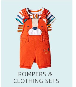 Birthday rompers & clothing sets