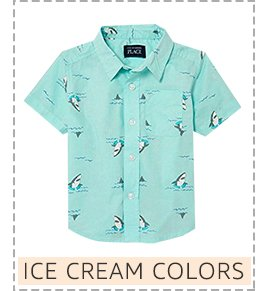 Ice cream colors