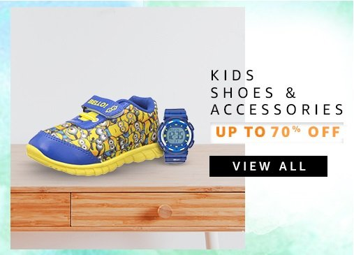 Kids Shoes & Accessories