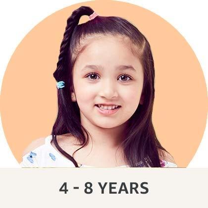 4 - 8 years