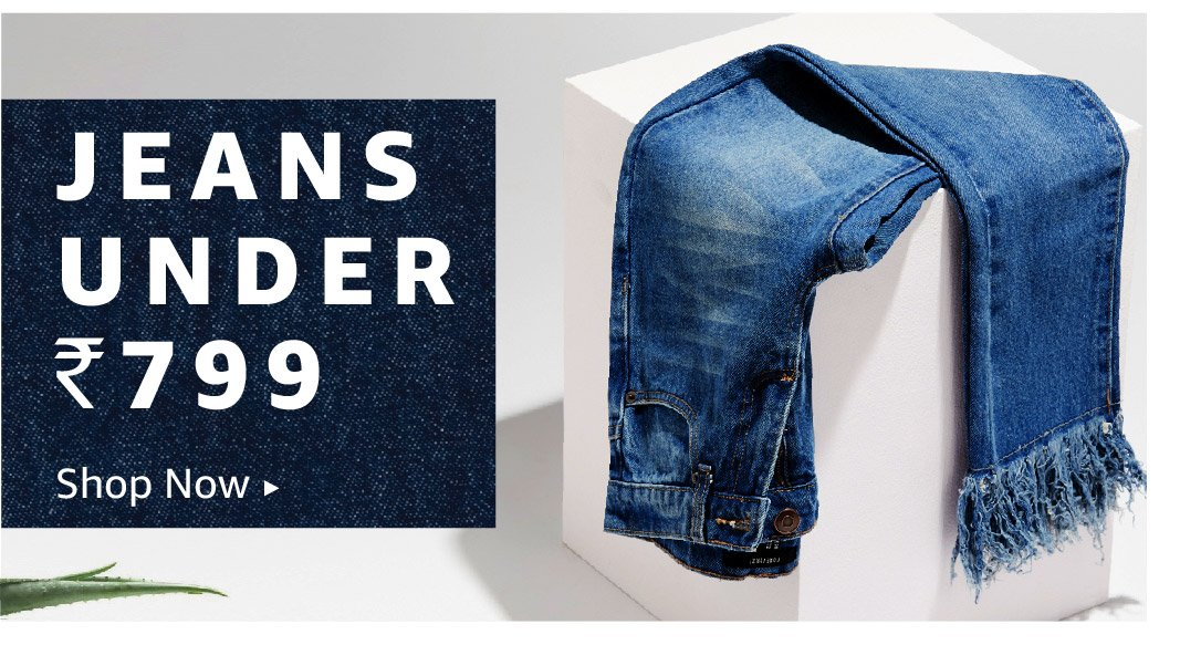 Jeans under 799