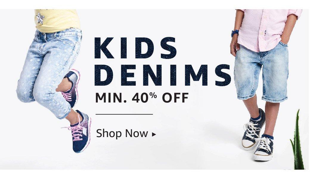 Kids Denims