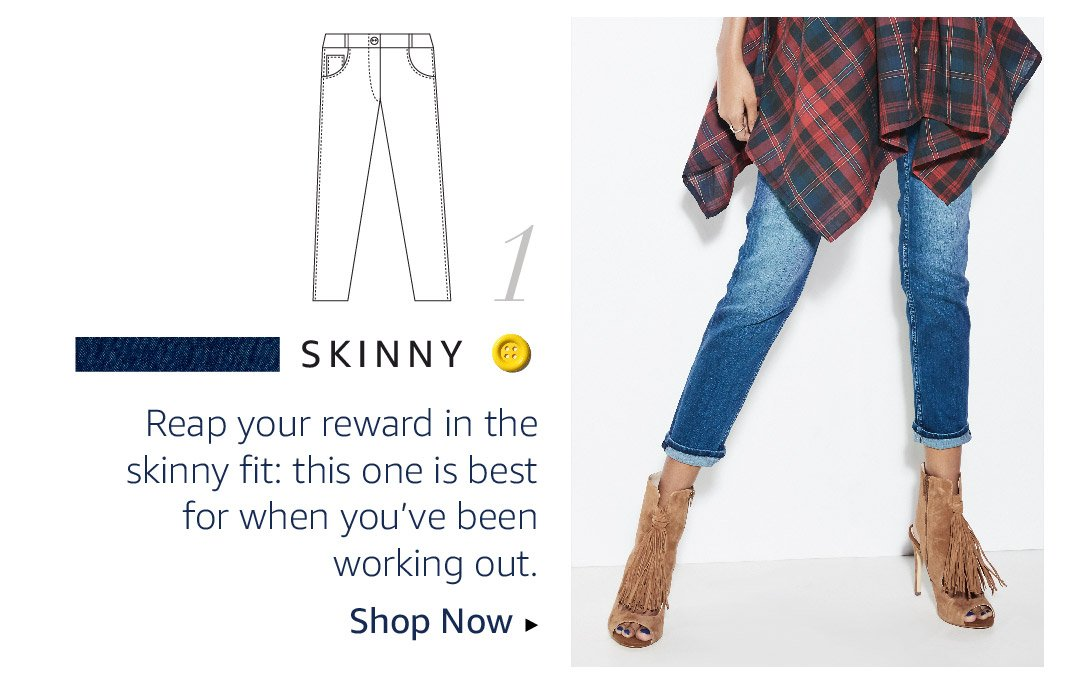 Jeans For Girls: Buy Ladies Jeans online at best prices in India - Amazon.in