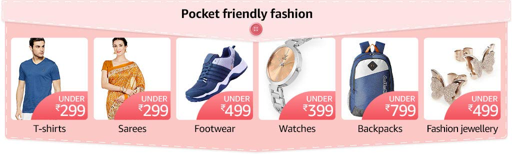 Pocket Friendly Fashion