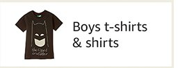 Tshirts & shirts - boys